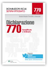 Governo prorogato l invio del modello 770 2014 dottrina for Dichiarazione 770